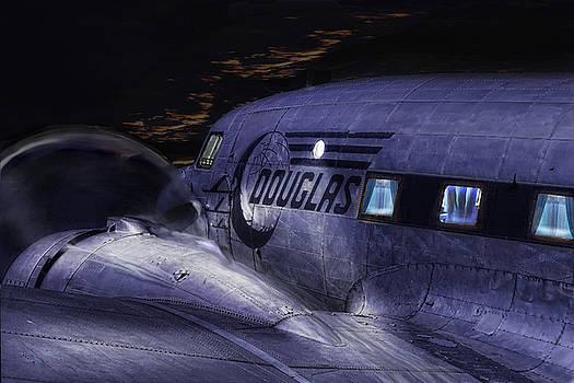 Douglas DC-3 by Michael Cleere