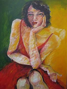 Dreaming Away by Brigitte Hintner