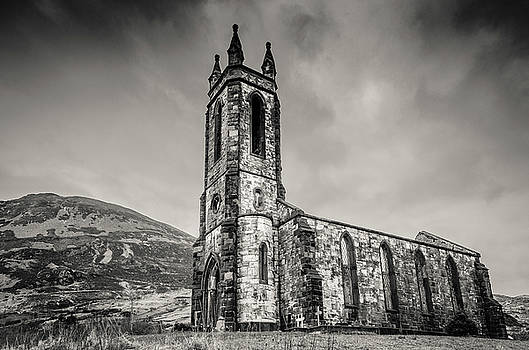 Dunlewey Church of Ireland  by Martina Fagan