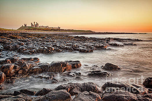 Dunstanburgh Castle, Northumberland by Colin and Linda McKie