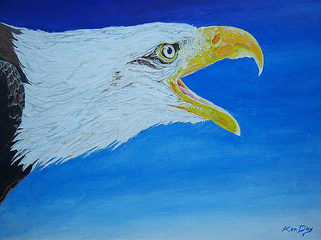Eagle Call by Ken Day