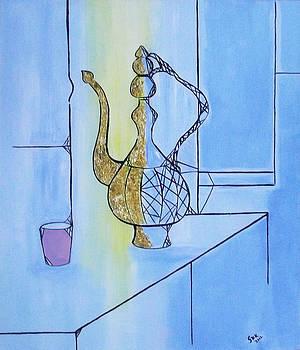 Efendi means Sir by Gloria Dietz-Kiebron