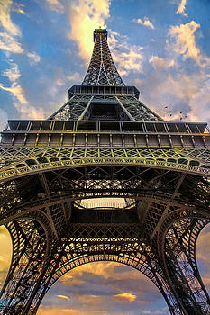 Eiffel by John Rivera