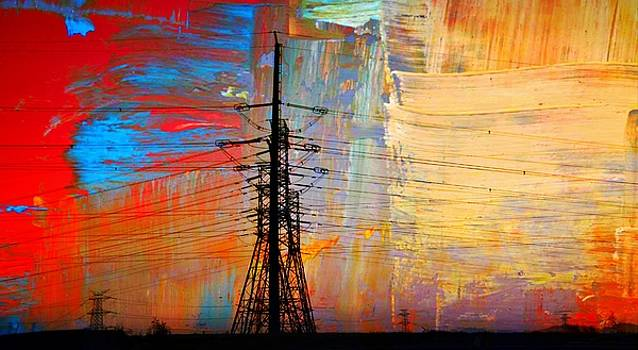 Electric Power Abstract... by Werner Lehmann