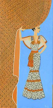 Elegant Lady  by Kenji Lauren Tanner