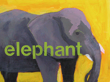 Elephant by Laurie Breen