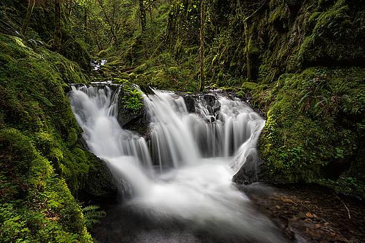 Emerald Falls by Brian Bonham
