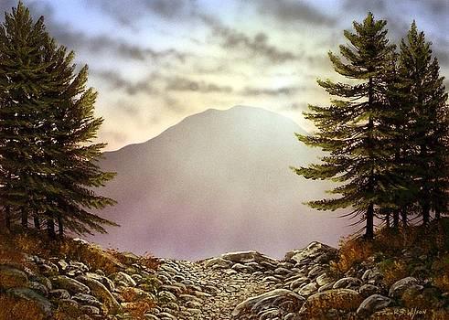 Frank Wilson - Evening Trail