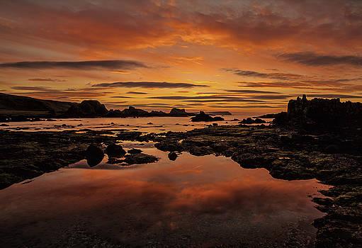 Evenings End by Roy McPeak