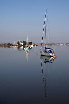 Exe Estuary by Pete Hemington