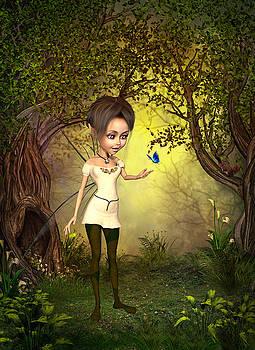 Fairy Woods by John Junek