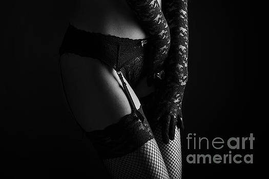 Female lingerie by Jelena Jovanovic