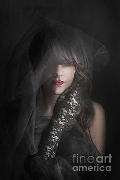 Female Portrait by Jelena Jovanovic