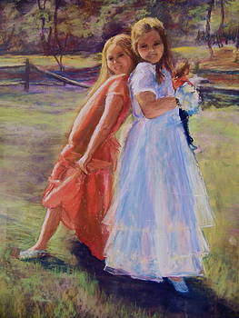 First Holy Communion by Joan Wulff