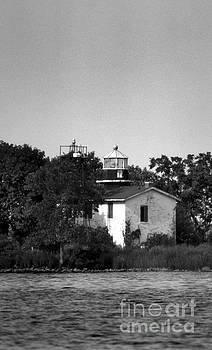 Skip Willits - FISHING BATTERY LIGHTHOUSE MD