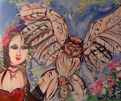 Flight of fancy by Judith Desrosiers