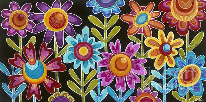 Flower Power by Carla Bank