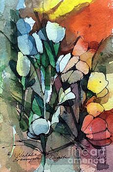 Flowers Fantasy by Natalia Eremeyeva Duarte