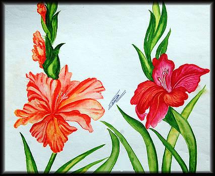 Flowers by Sonam Shine
