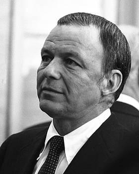Frank Sinatra, 1967 by Wayne Higgs