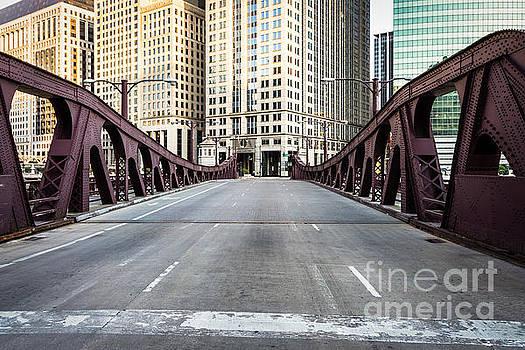 Paul Velgos - Franklin Orleans Street Bridge Chicago Loop
