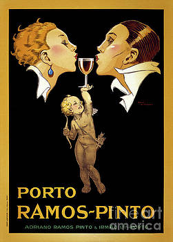 French Vintage Poster Restored by Carsten Reisinger