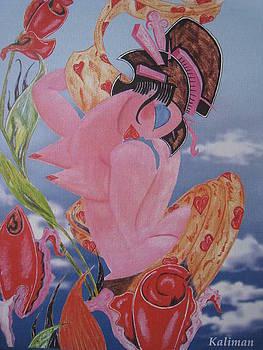 Geisha by Roger Golden