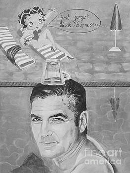 George Clooney by Jeepee Aero