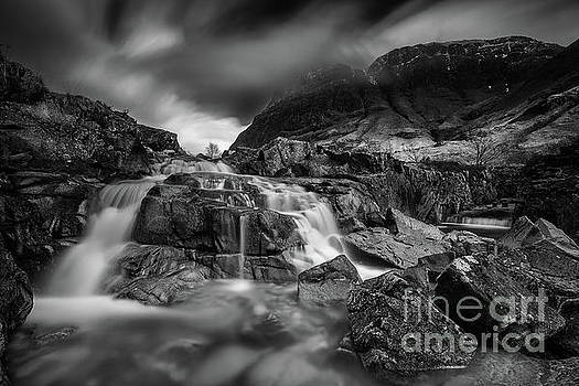 Glencoe River by Keith Thorburn LRPS