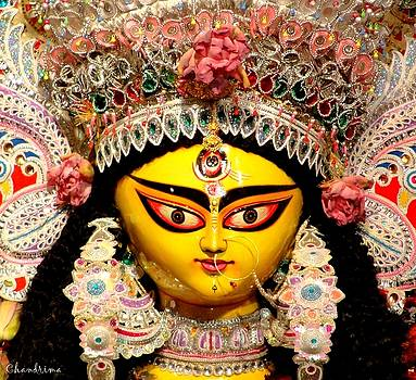 Goddess Durga by Chandrima Dhar