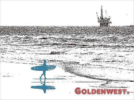 Goldenwest by Everette McMahan jr