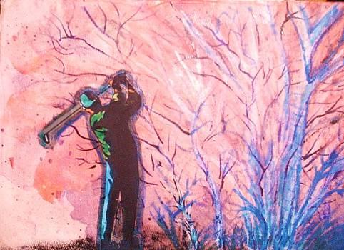 Anne-Elizabeth Whiteway - Golfer in the Pink for Par II