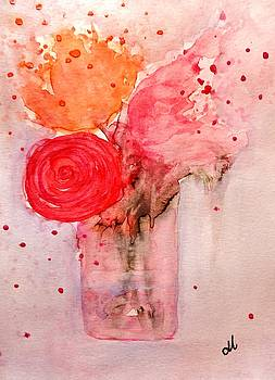 Explosion of happiness.. by Cristina Mihailescu