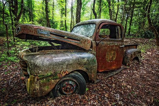Debra and Dave Vanderlaan - Grandpas Old Truck