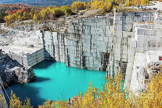 Granite Quarry by John Greim