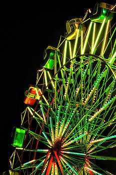 Emily Stauring - Green Glow
