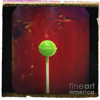 BERNARD JAUBERT - Green lollipop