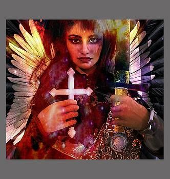 Guardian Angel 7 by Suzanne Silvir