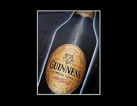 Guinness  by Barbara Marcus