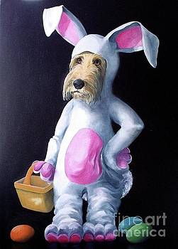 Gunther's Easter Parade by Diane Daigle