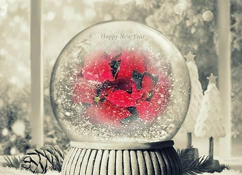 Happy New Year by Marija Djedovic