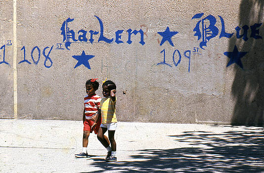 Harlem Blue by Erik Falkensteen