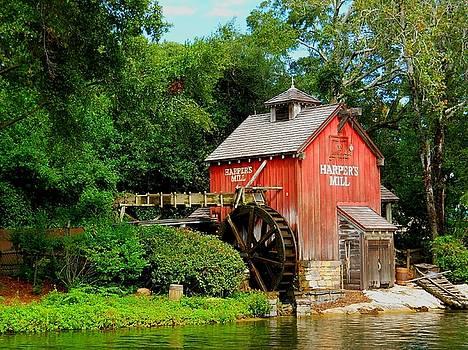 Harper's Mill by Rachel E Moniz