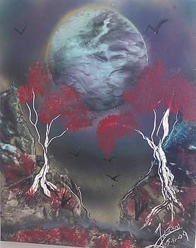 Harvest Moon by Juan Carlos Feliciano