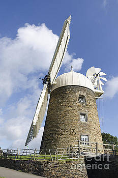 Heage Windmill by Steev Stamford