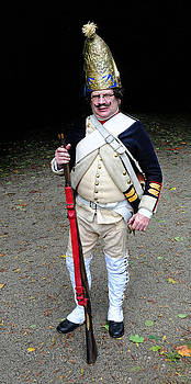 Hessian Grenadier by Dave Mills