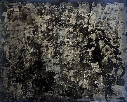 Hidden Faces by Adalardo Nunciato  Santiago