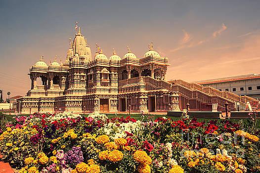 Chuck Kuhn - Hindu place of Worship