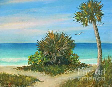 Honeymoon Island Florida by Gabriela Valencia