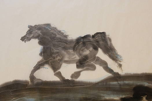 Horse by Tom Lee